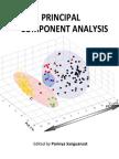 Principal Component Analysis i To