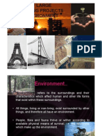 Impacts of Large Engineering Projects on the Environment [Read-Only]
