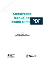 AMR-Sterilization Manual Health Centers 2009