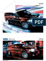 2009 Ford Flex Brochure from Miller Ford