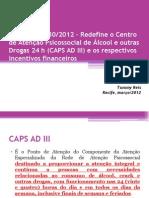 Aula 2_CAPS_parte 6_portaria 130 CAPS AD III