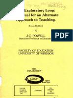 Powell (1987) the Exploratory Loop a Manual 2nd Ed