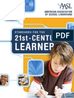 aasl learningstandards