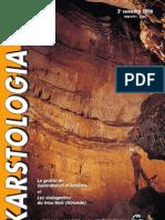 Mocochain Et Al Karstologia 2006