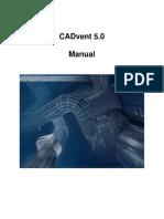 CADvent 5.0 -Manual