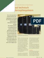 Het Centraal Technisch Interceptiesysteem