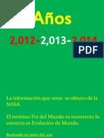 ENTRE 2012-2018
