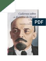 LÊNIN, Vladimir I - Cadernos sobre a dialética de Hegel