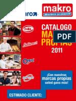 Marcas Propias Makro