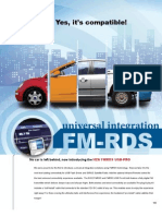 FMRDS User Manual