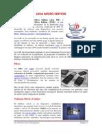 Java Micro Edition