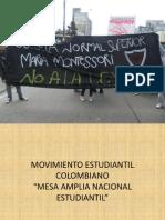 Movimiento Estudiantil Colombiano