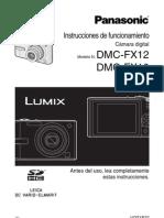Panasonic Lumix DMC FX12 FX10