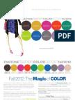 Pantone Fcr Fall 2012
