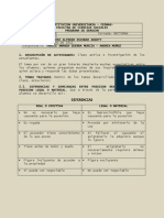 Protocolo General SUCESIONES