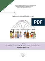 Orientacoes Tecnicas Sobre o PAIF - Trabalho Social Com