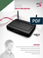 Data Sheet Pdge4001n