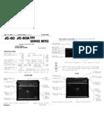 JC-60 60A SM Jazz Chorus