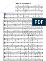 Adoramus Te Christe (Palestrina)