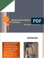 Desnutrición energético - proteínica