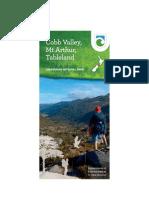 Cobb Valley Mt Arthur Tableland Brochure