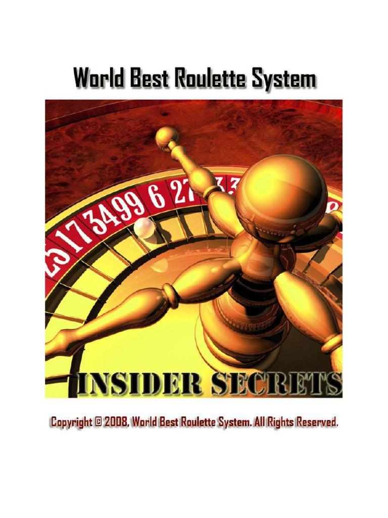 World best roulette system crack us gambling wto