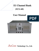 SCG 60 Manual