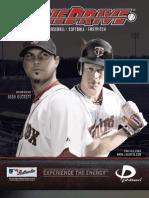 Linedrive 2008 Holiday Baseball/Softball Catalog