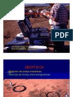 Clase 06 Geofisica