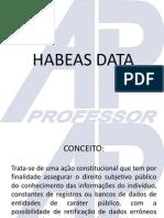 Habeas Data Alexandre