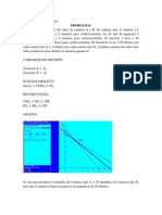 Problemas Programacion Lineal Alexander