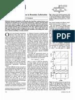 Origin of Stick-Slip Motion in Boundary Lubrication