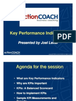 KPI Presentation