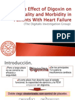 The Effect of Digoxin on Mortality and Morbidity