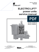 Meyer Service Manual