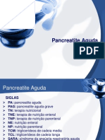 nutrição na pancreatite aguda