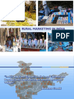 Rural Marketing in India