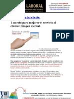 Fidelización del cliente (externo e interno)
