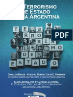 Bayer, Terrorismo de Estado en Argentina