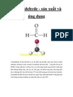 Flash Formaldehyde