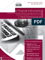 IFRS Financial Instruments
