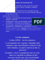 FATORES ECOLÓGICOS-1