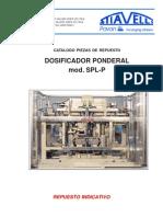 09 Dosificador Ponderal SPL P