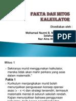 Fakta Dan Mitos Kalkulator