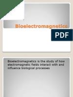 Bio Electromagnetics