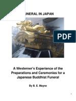 Funeral in Japan