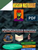 Organisasi Masyarakat PHA Baru