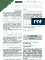 Contratos Administrativos - Diferencias Con Los Privados