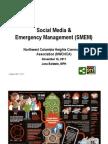 Jana Baldwin MPH Social Media in Emergency Management