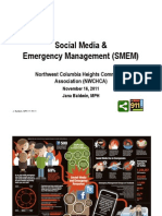 Jana Baldwin MPH Social Media in Emergency Management